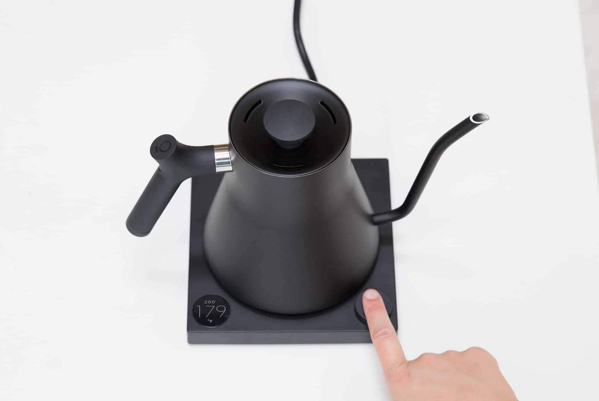 Fellow Stagg EKG 600mL Electric Kettle Matte Black