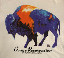 Load image into Gallery viewer, Multi Color Buffalo short sleeve T-Shirt