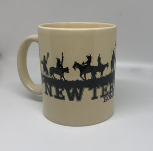 """New Territory"" ceramic coffee mug"