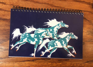 Ghost Pony print journal