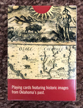 Load image into Gallery viewer, Oklahoma Historical Society Playing Cards