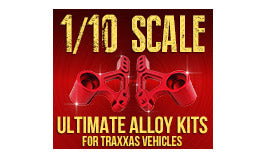 Traxxas Ultimate Alloy Kits