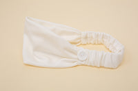 Liz Headband - White