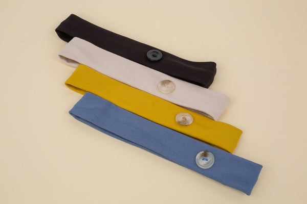 Everyday Headband - Assorted - 4 Pack