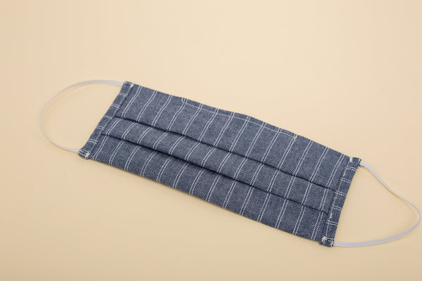Joanne Mask - Denim Stripe - 3 Pack