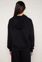 14oz Fleece Hoodie - Black