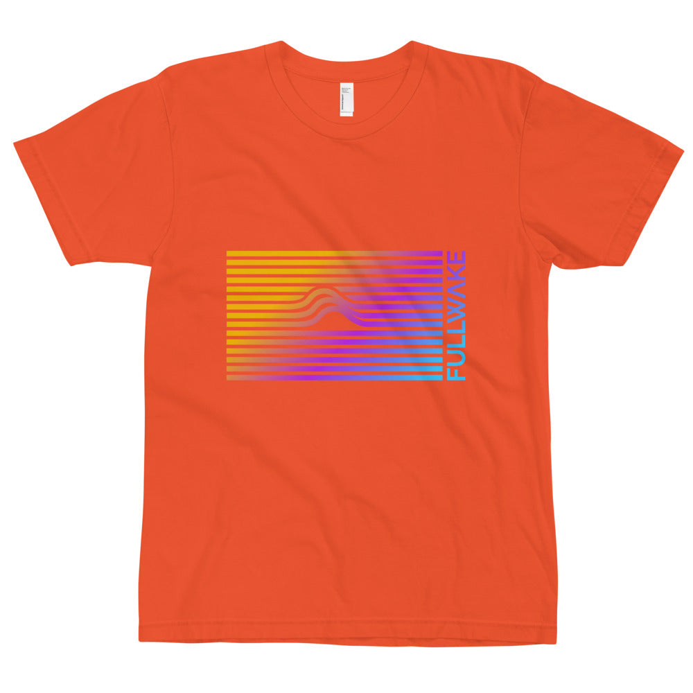 Unisex Sunset Wave T-Shirt