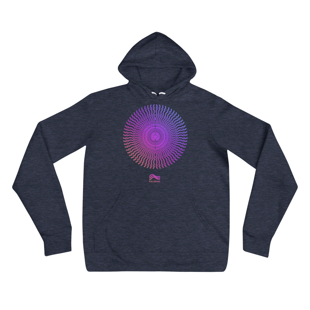 Chase the Sun Unisex hoodie Sunset