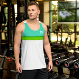 mens Mojito Horizon Tank Top