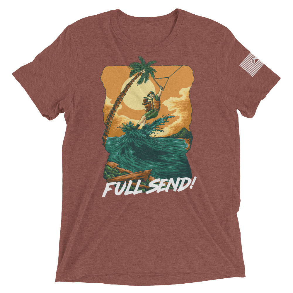 Full Send Delivery Short sleeve t-shirt