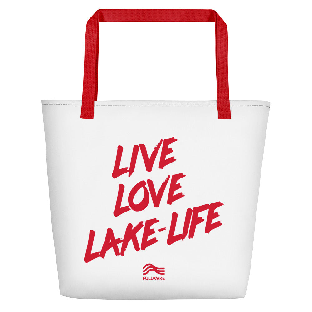 LLL Official Lake Tote Bag