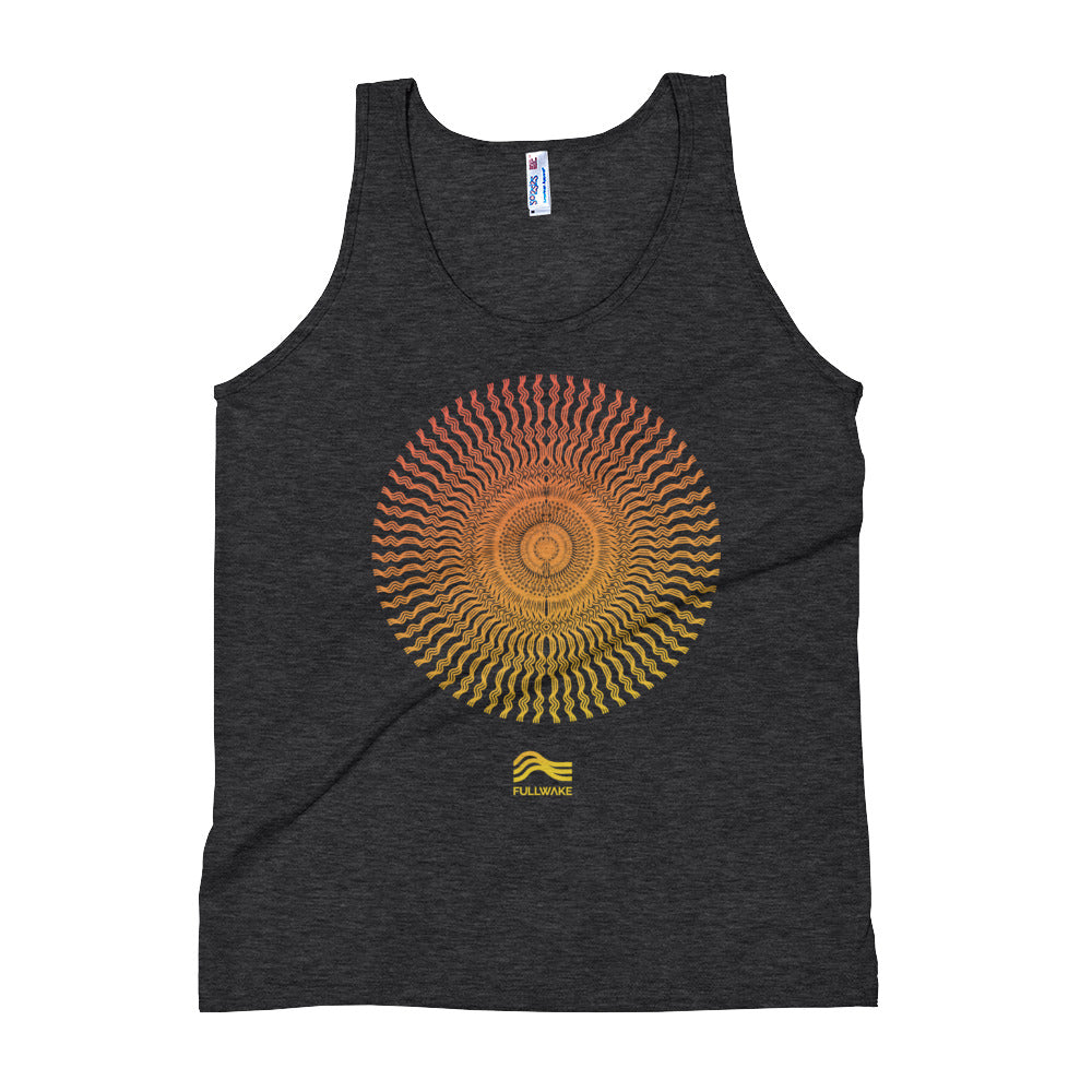 Chase the Sun Unisex Tank Top Sunrise