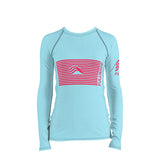 Womens Aquawear Baby Blue