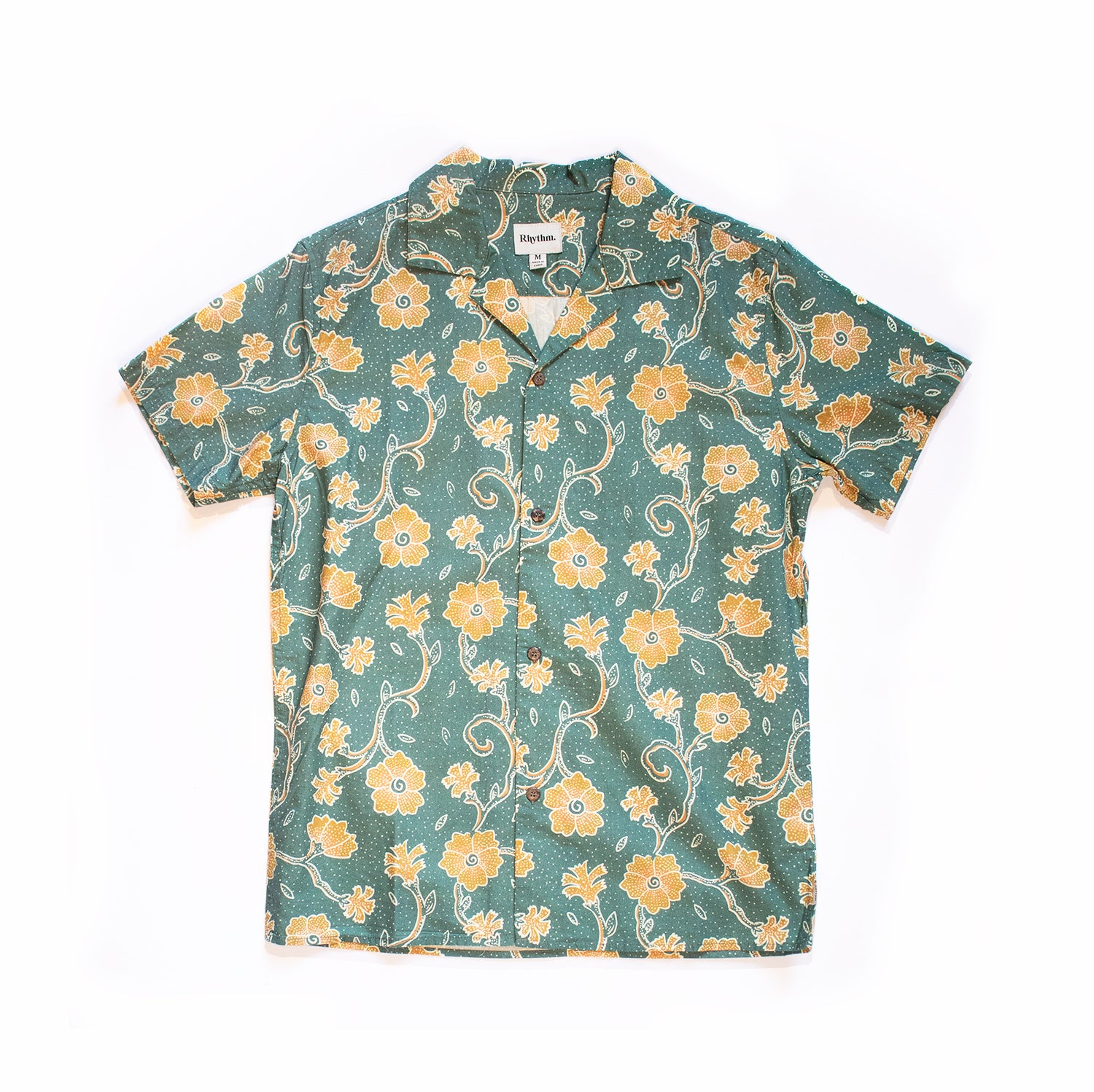 Desert Flower Shirt - Agave