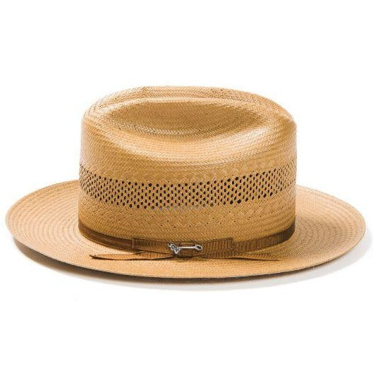 Open Road Straw Vented Hat
