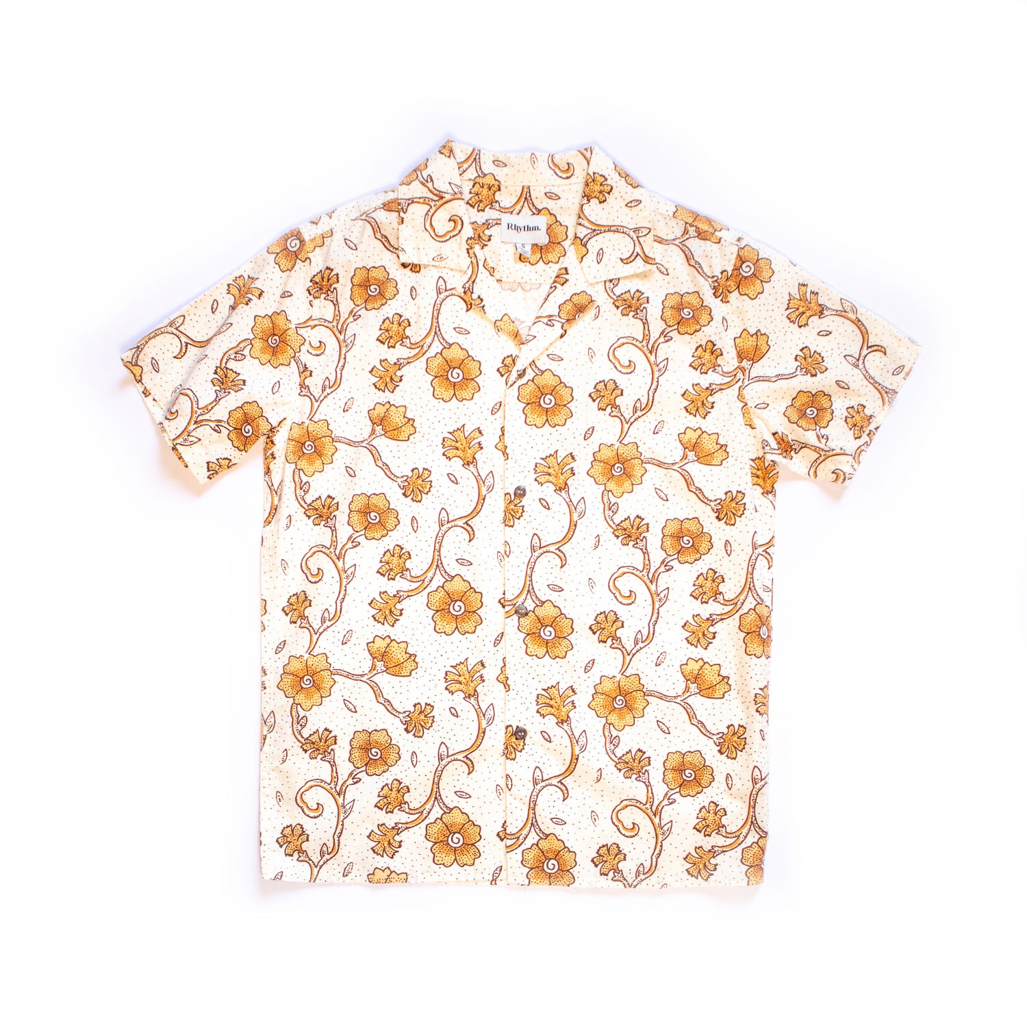 Desert Flower Shirt - White