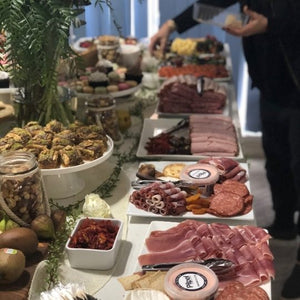 Antipasto ideas from our Deli on Wheels Range