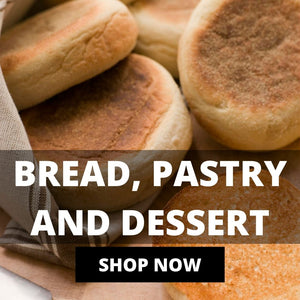 Bread, Pastry And Dessert