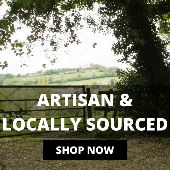 Artisan & Locally Sourced