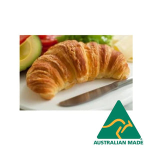 Croissant Extra Large 24 x 110g Fully Cooked Bakers Maison only $1.60 ea
