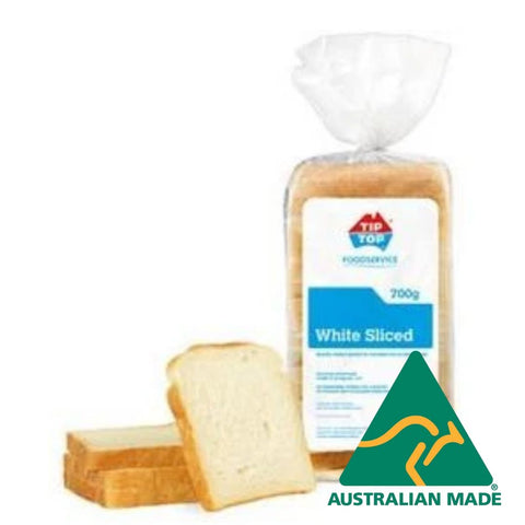 Bread Sliced White 700g Tip Top