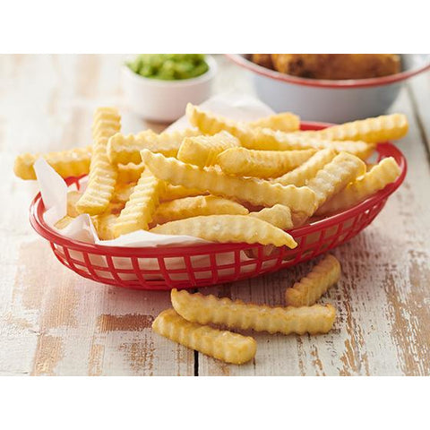 Chips Crinkle Cut 13mm 3kg Edgell PACKET
