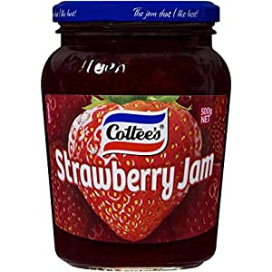 Jam Strawberry 500g Cottees