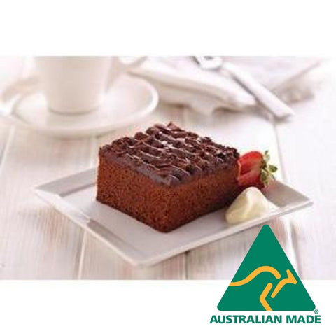 Chocolate Tray Cake Frozen 1.8kg Sara Lee