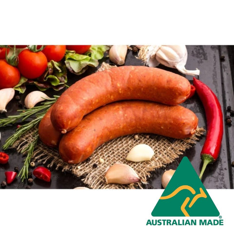 Chorizos Homestyle Specialty 500g Pinos Dolce Vita (Allow 2 days)