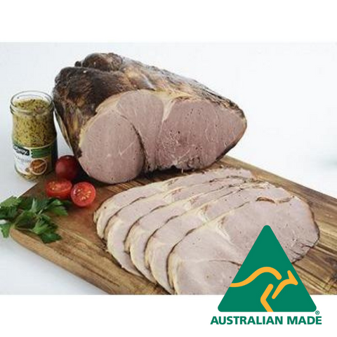 Beef Roast Sliced Gluten Free 1kg Cooked Zammit