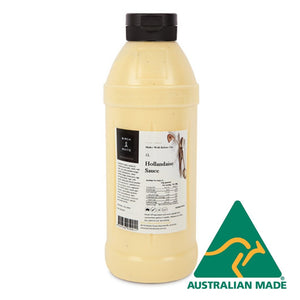 Hollandaise Sauce 1L GF Birch and Waite