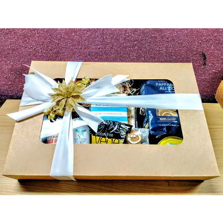 "A Gift Hamper ""Foodies Choice""-Allow 3 days"