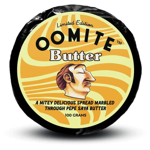Butter Oomite Limited Edition Cultured  Pepe Saya 100g*New