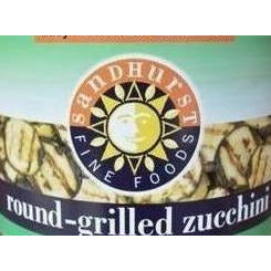 Zucchini Chargrilled Canned 1.9kg Sandhurst