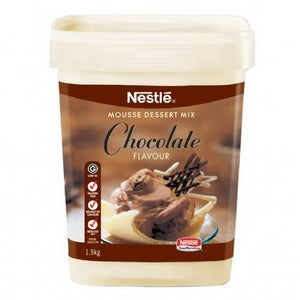 Chocolate Mousse Dessert Mix Gluten Free 1.9kg Nestle