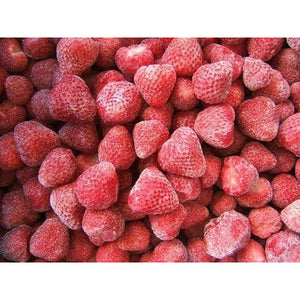 Strawberries Frozen Fruit 1kg A Grade Speedy Berry