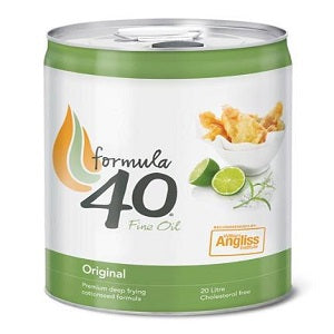 Oil Cottonseed 20L Formula 40