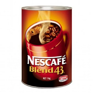 Coffee Nescafe Cafe Blend 43 Instant 1kg