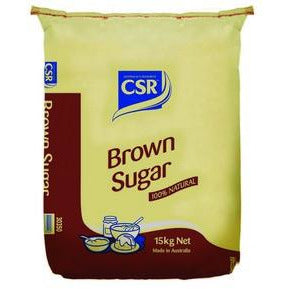 Sugar Brown 15kg CSR