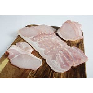 Bacon Rashers Rindless Premium Selected Bulk 5kg Zammit