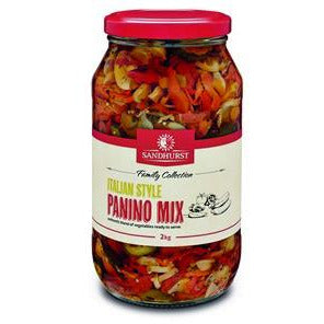 Panino Vegetable (Antipasto Mix) 2kg Sandhurst