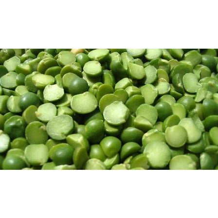 Split Peas Green 1kg Natures Secret