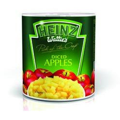 Apples Diced Canned 2.7kg Heinz