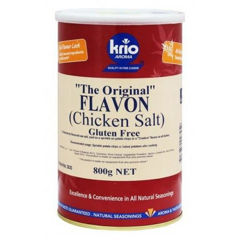Chicken Salt Gluten Free 800g Krio Krush