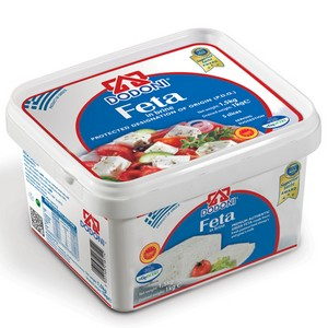 Fetta Cheese Greek 1kg Dodonis