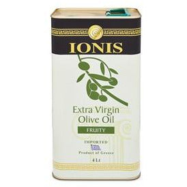 Oil Olive Extra Virgin 4L Greek Ionis