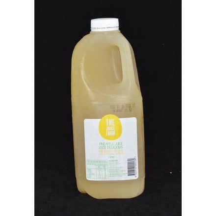 Pineapple Juice Pure Fresh 2litre Juice Farm