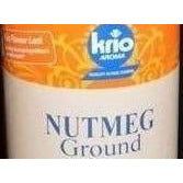 Nutmeg Ground Canister 500g Krio Krush