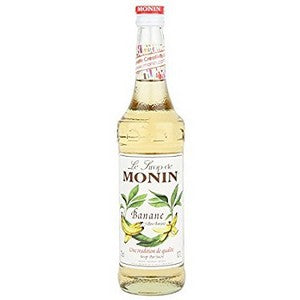 Monin Banana Yellow Syrup 700ml