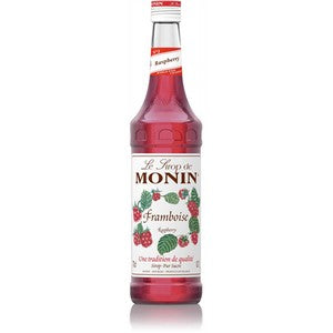 Monin Raspberry Syrup 700ml